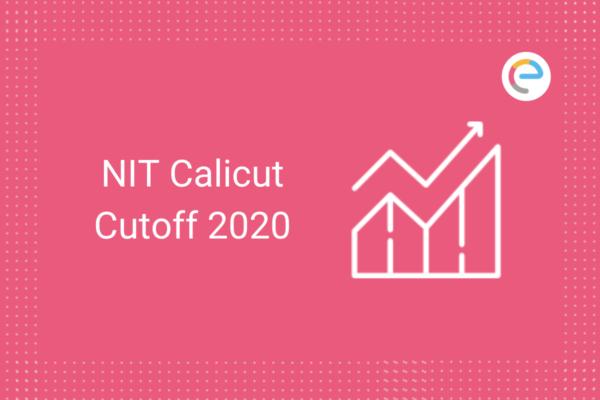 NIT Calicut Cut Off