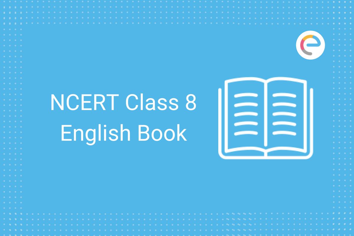 ncert books for class 8 english