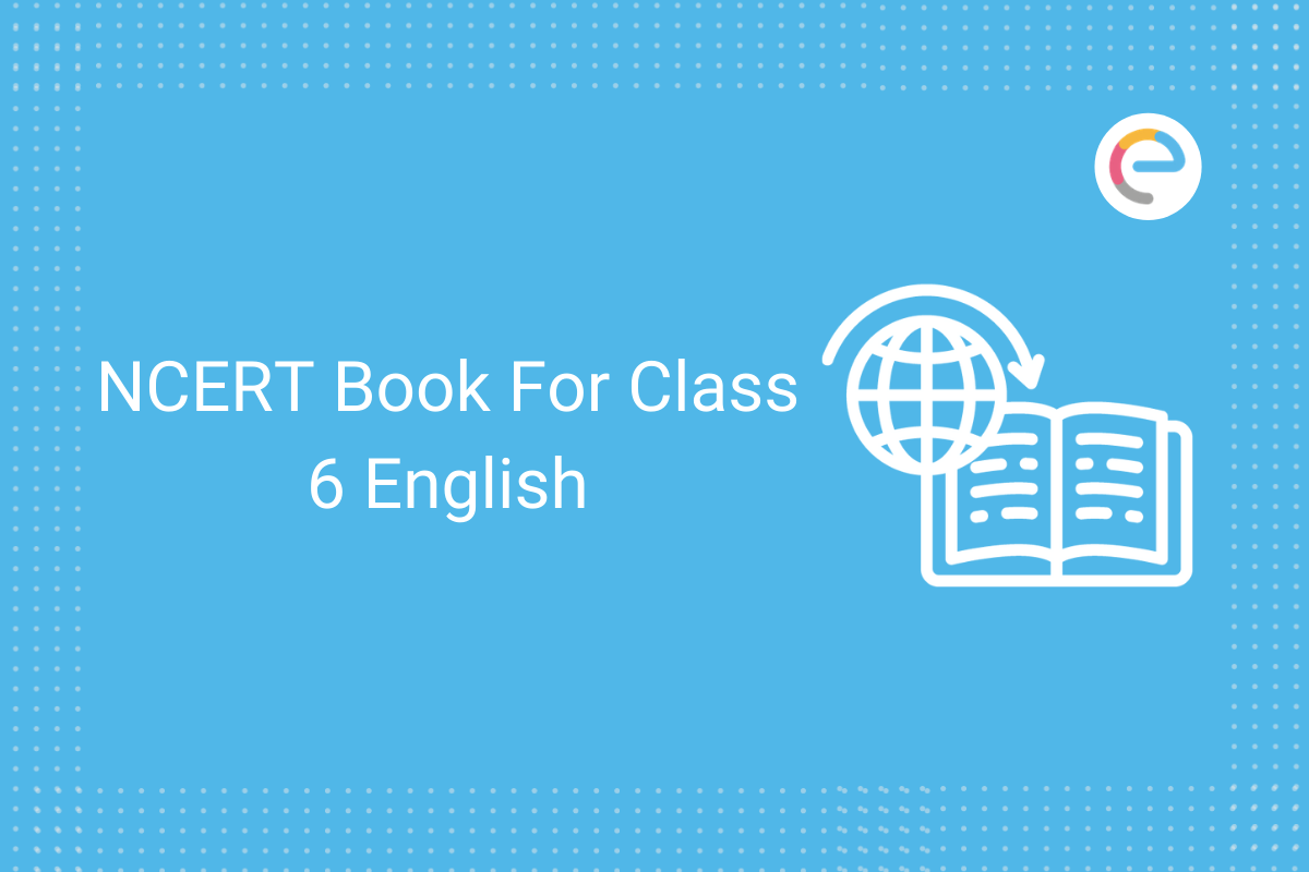 ncert book for class 6 english