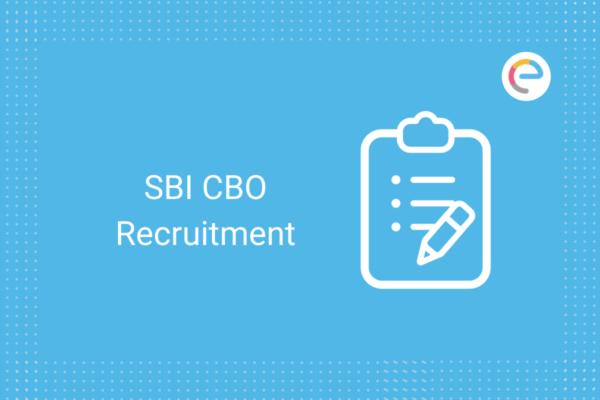 SBI CBO Recruitment
