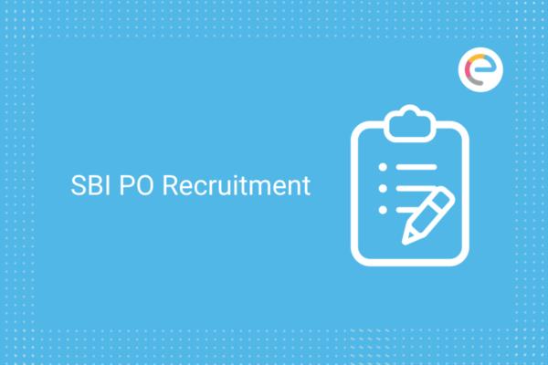 SBI PO Recruitment