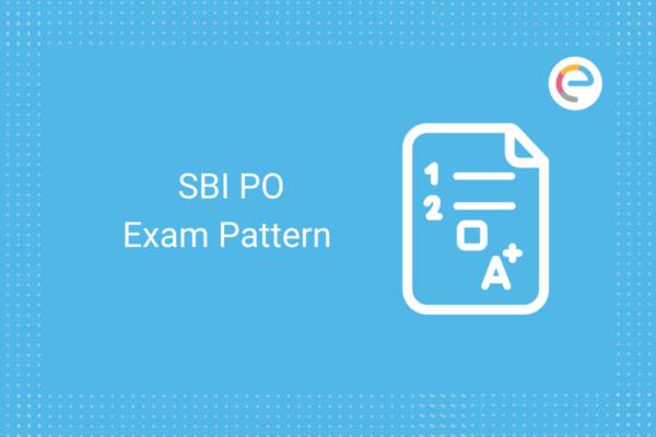 SBI PO exam pattern: Check