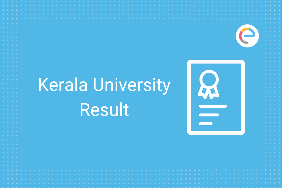 Kerala University Result Embibe
