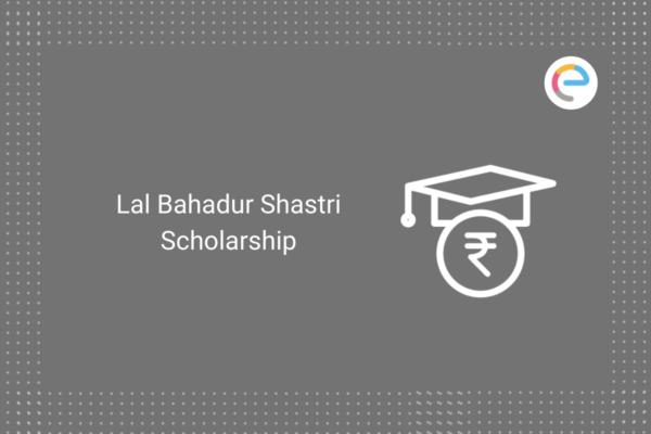 Lal Bahadur Shastri Scholarship
