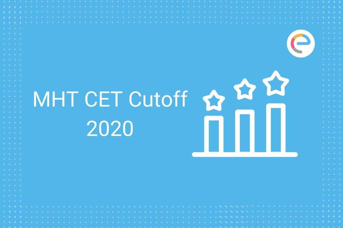 MHT CET Cut off