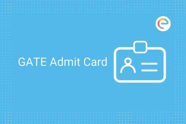 GATE Admit Card 2021 Embibe