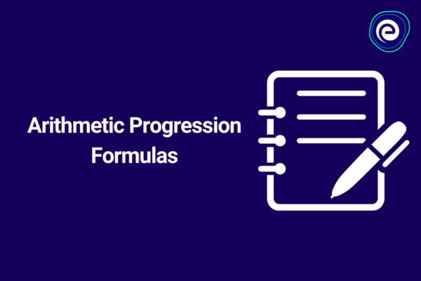 Arithmetic Progression Formula