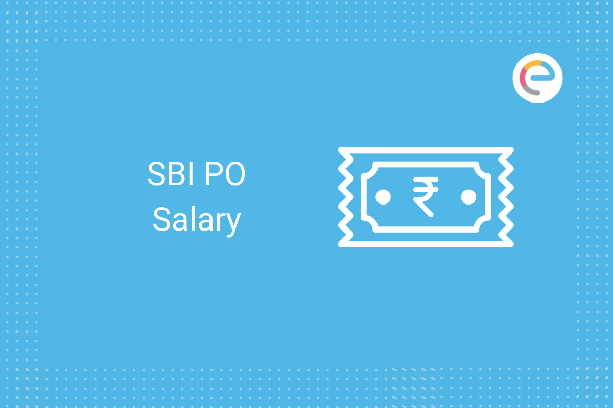 sbi po salary: check