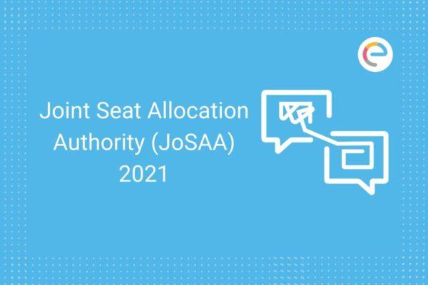 JoSAA 2021