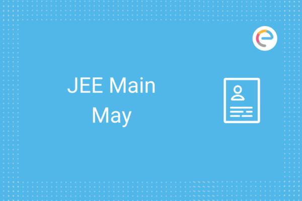 JEE Main May