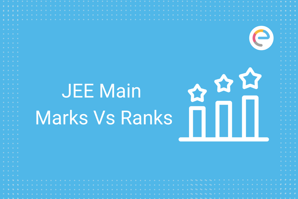 JEE Main Marks Vs Ranks