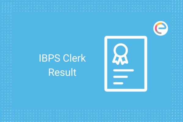 IBPS Clerk Result