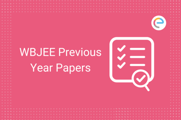WBJEE Previous Year Papers