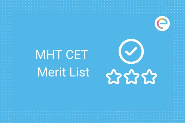 MHT CET Merit List