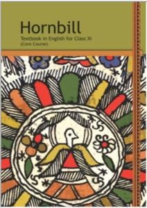 Class 11 English Hornbill book