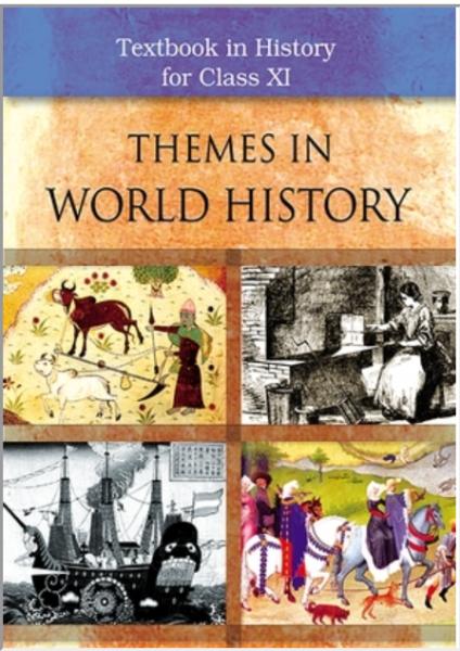 class 11 history book