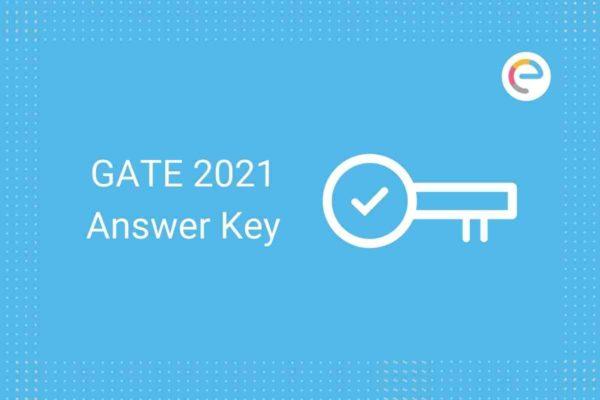 GATE Answer Key 2021 Embibe