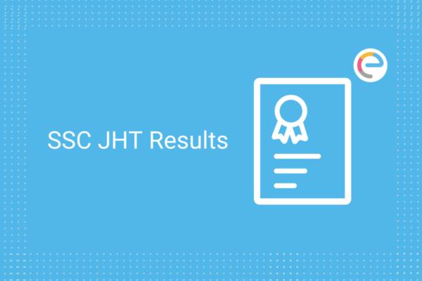 ssc jht result
