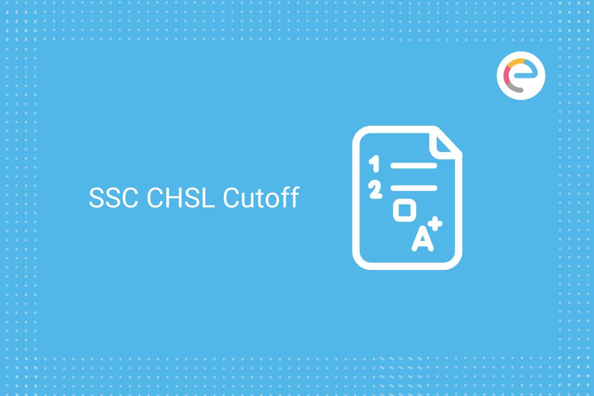 SSC CHSL Cutoff