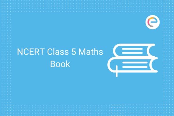 ncert books for class 5 maths