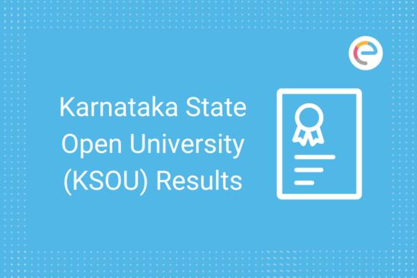 KSOU Results Embibe