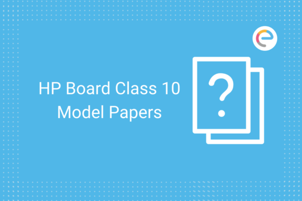hp board 10th model papers