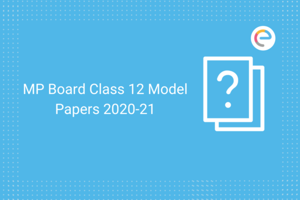 mp board class 12 model papers