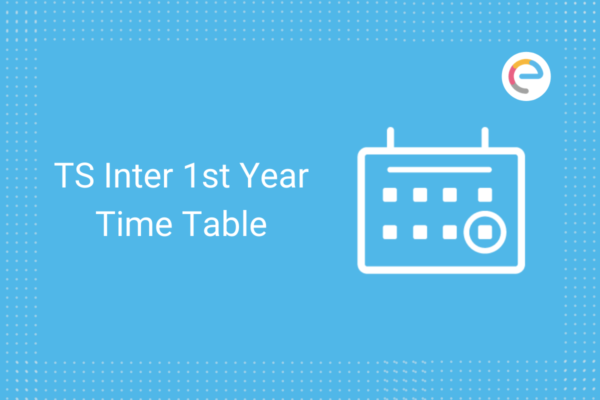 ts inter 1st year exam time table