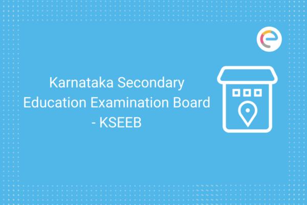 karnataka secondary education examination board kseeb