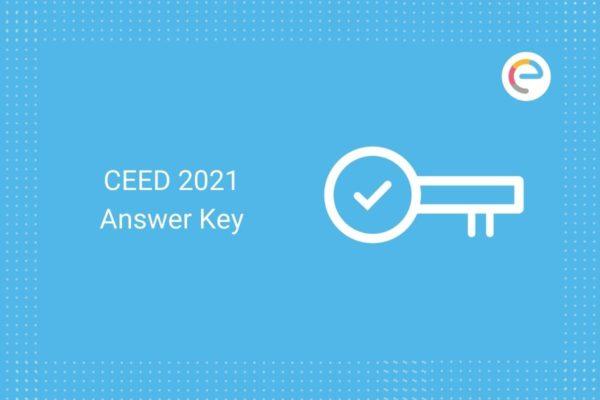 CEED 2021 Answer Key