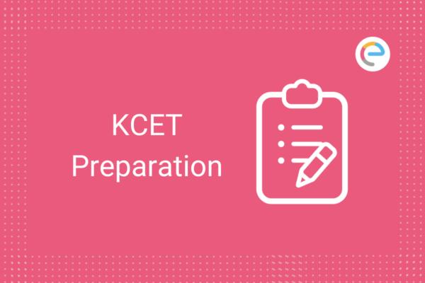 KCET Preparation