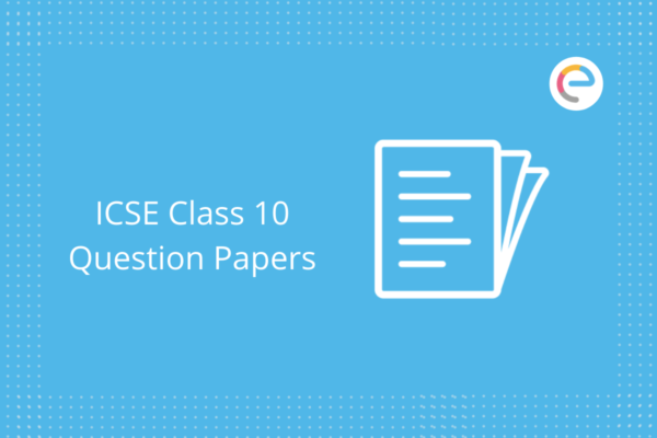 icse class 10 question papers