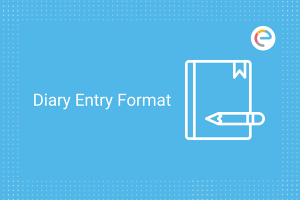 Diary Entry Format CBSE