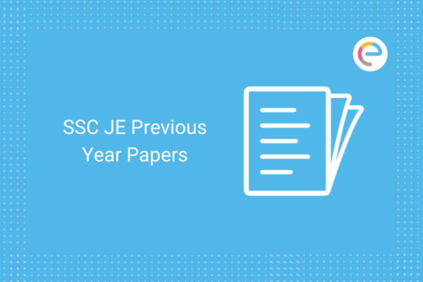SSC JE Previous Year Papers