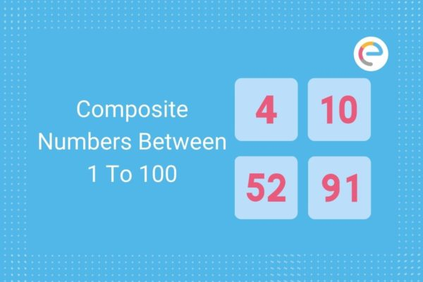 Composite Numbers Between 1 To 100