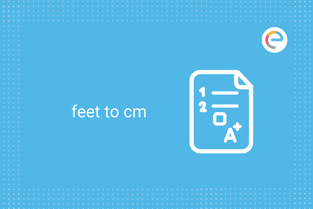 feet to cm: Check