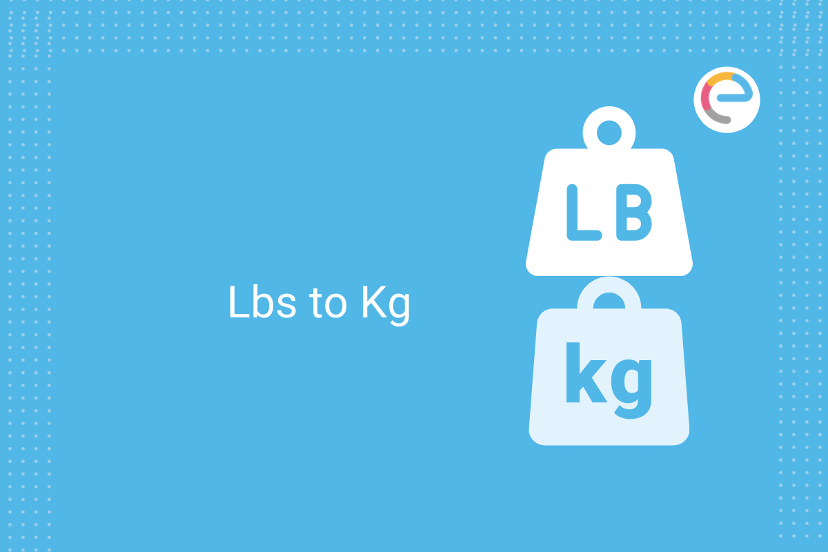lbs to kg: Check