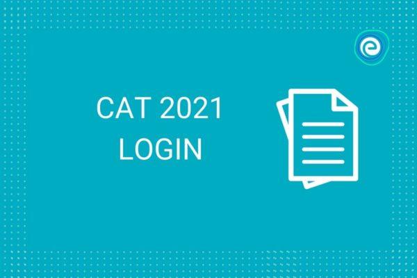 CAT 2021 Login