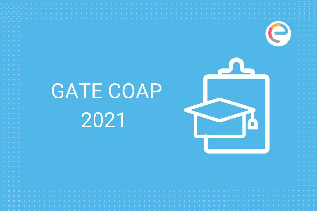 GATE COAP 2021