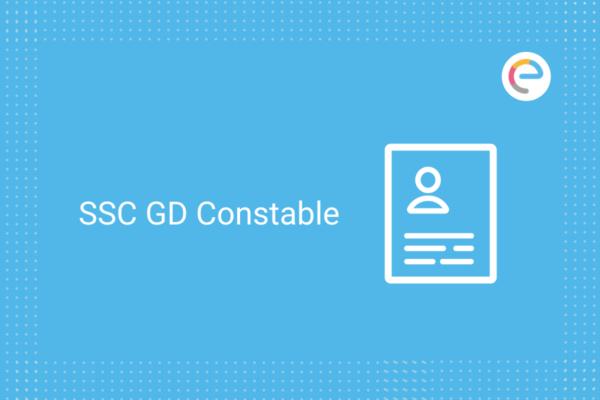 SSC GD Constable