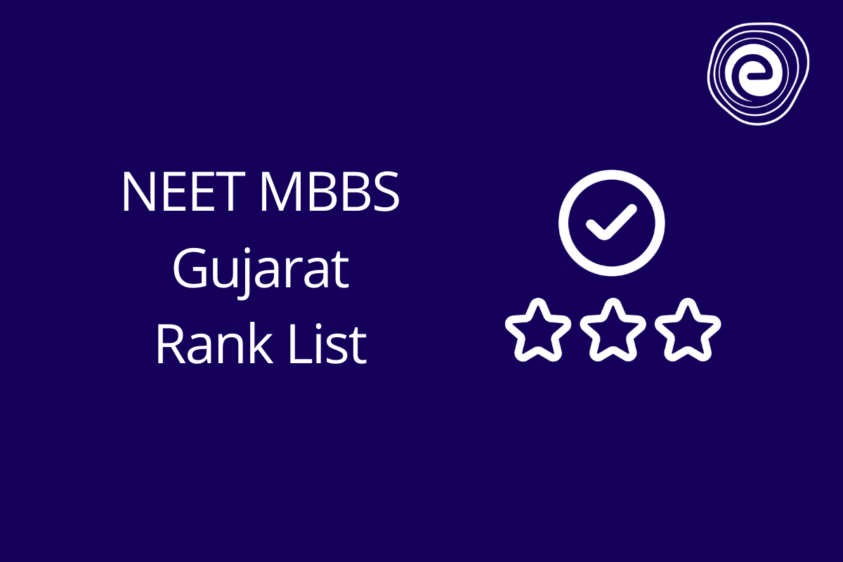 NEET MBBS Gujarat Rank List