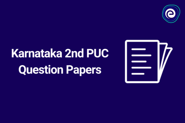2nd PUC Question Paper