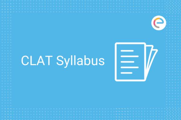 CLAT Syllabus Embibe