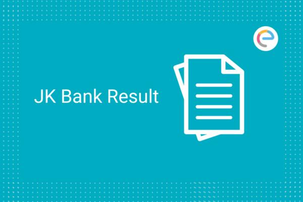 JK Bank Result
