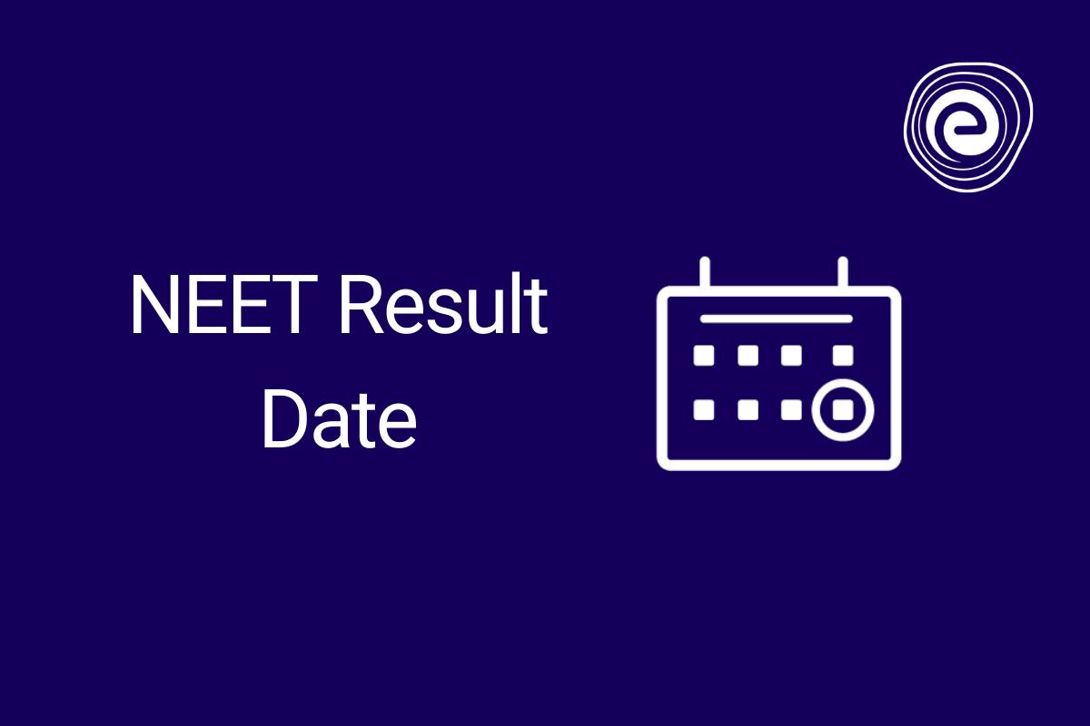 NEET Result Date 2021