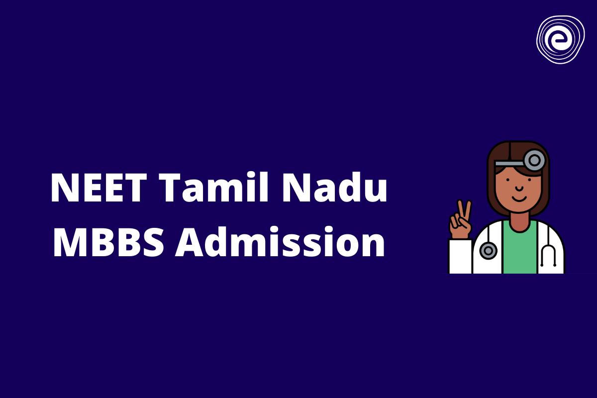 Tamilnadu MBBS Admission