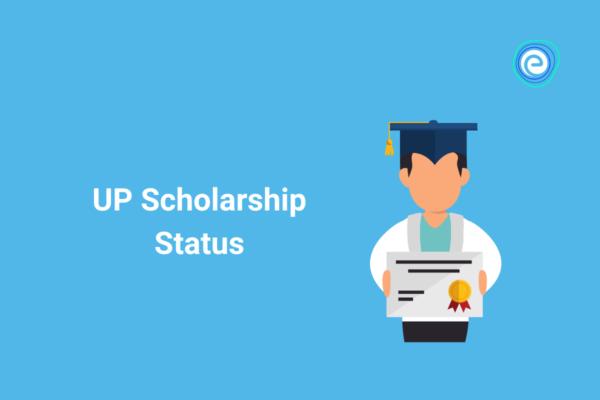 UP Scholarship Status 2021-22