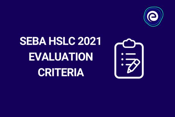 SEBA HSLC RESULT 2021 Embibe