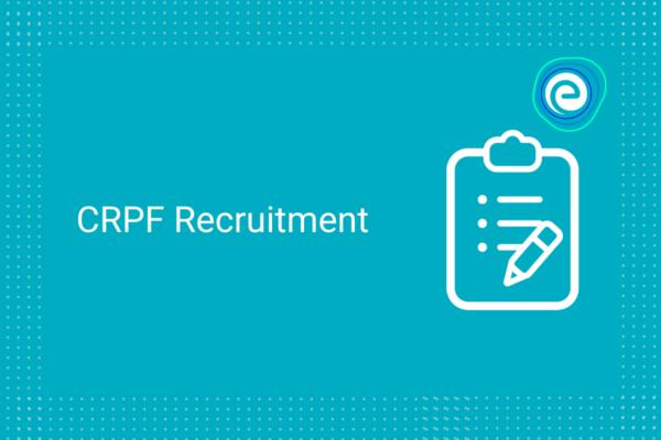 CRPF Recruitment
