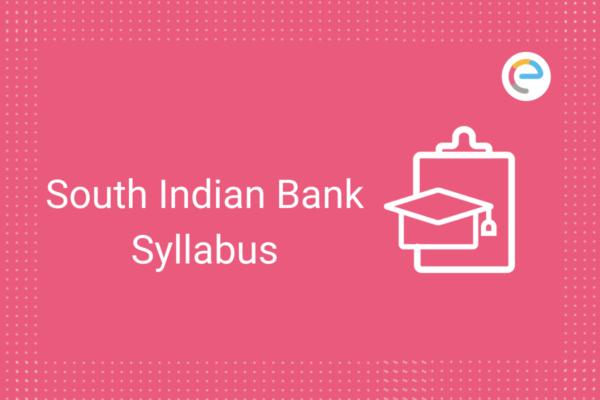 South-Indian-Bank-Syllabus